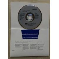 Quality Genuine Microsoft Windows 7 Professional OEM Pack 100% Online Activation for sale