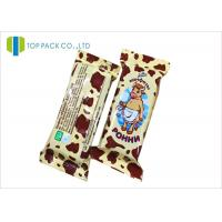 Best Customized Glossy Finished Snack Food Packaging Bags For Milk Chocolate Sugar wholesale