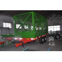 China Factory Price High Quality Agriculture Farm Dump Trailer tractor on sale