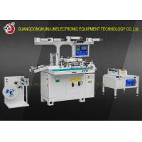 China Max Feeding Width 220mm Rotary Automatic Paper Label Die Cut Sticker Machine on sale