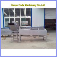 Quality garlic separating and cloves grading machine for sale