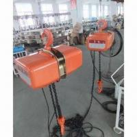 Quality Electric Chain Hoist, Multi-special Heat-treatment Machined, CE-certified for sale