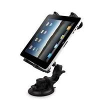 Quality 360 degree rotatable ABS PVC Car mount bracket holder for ipad mobile phone for sale