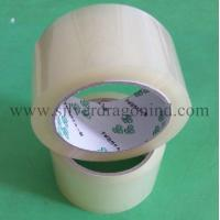 Quality Clear BOPP packing tape size 48mm x 100m for sale