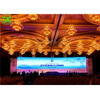 Quality P2.5 aluminum cabinet Indoor Full Color LED Video Display for Conference room for sale