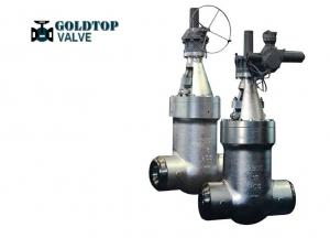 Buy cheap Solid Wedge Integral Welded API 600 Gate Valve WCB DN50 from wholesalers
