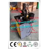 Quality Hydraulic Angle Cutting And Punching , Hydraulic Shearing Machine For Angle Iron for sale