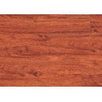 Quality Hospital Soundproof WPC Vinyl Flooring , No Glue Wood Grain WPC Vinyl Plank Flooring for sale