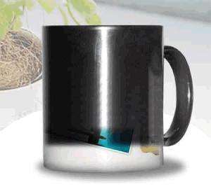 the change colors mug printing photos ceramic cup