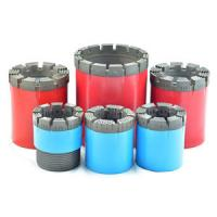 China Cutting Glass S Geobore Diamond Core Bit Set / Drill Bit For Concrete Wall  on sale