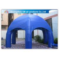 China 6 Legs Spider Air Inflatable Tent Igloo Outdoors Pop Up Tent for Summer Camp Activities on sale