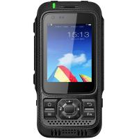 Quality Interphone IP67 Waterproof Shockproof MTK6735 Quad Core PTT 8MP 3600mAh Android Walkie Talkie SOS Military Rugged for sale