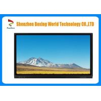 Buy cheap DDR3 1G RAM Tft Lcd Touch Screen , 65'' Lcd Display Screen AG Cover Glass Wifi from wholesalers