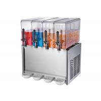 Buy cheap 10 Liters Cold Drink Dispenser Machine / Fruit Juice Dispenser with Paddle from wholesalers