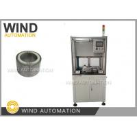 Buy cheap DMD Material Paper Inserting Machine 96 Slots New Energy Drive Motor Stator from wholesalers