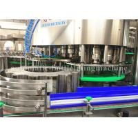 Quality Auto Carbonated Drink Filling Machine Soda Water Making And Bottling Production Line for sale