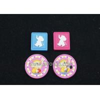 Quality Elephant cow animal image badges for garments company's custom for sale