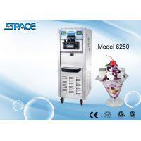 Buy cheap 3 Compressors Commercial Soft Serve Frozen Yogurt Machine Two Control Systems from wholesalers