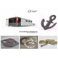 China 3000 W 4000 W Ipg Fiber Stainless Steel Laser Cutting Machine , Cnc Laser Cutter For Metal on sale