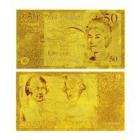 Best Engrave gold foil banknote wholesale