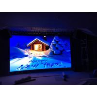 Quality RGB Kinglight SMD2727 Led Outdoor Advertising Screens P5 32*32 Dots Resolution for sale