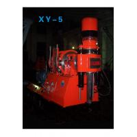 Quality High Torque 6150N.m Core Drilling Rig , Water Well Drilling Rig for sale