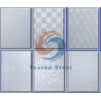 Quality Embossed Stainless Steel Coils for sale