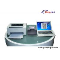 Best Duplex scanning Name / ID Card Record Double Sided Card Scanner for Office wholesale