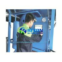 Ultra High Voltage Transformer Oil Regeneration System with High Performance