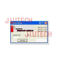 Quality Hino Pin KG for Hino Diagnostic Explorer, Hino DX V2.02, Hino DX V2.03 and Hino DX V3.00 for sale