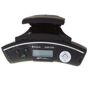 China Steering Wheel Bluetooth Car Kits MP3 FM Transmitter on sale