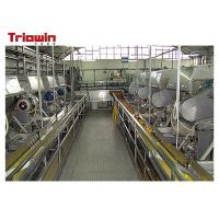 Quality 220/380V Citrus Processing Equipment With CIP Cleaning System 1 Year Warranty for sale