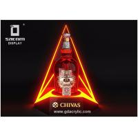 Best Acrylic Bottle Display Excellent Light Sensation Characteristic For Bar Club Party wholesale
