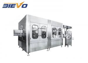 Quality CE 304 Stainless Steel 6000bph Drink Bottling Machine for sale