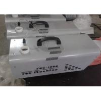 Quality Fuse 10A 1200W Fog Bubble Machine , Output 3000cuft / Minute ,Spray 5Meters for sale