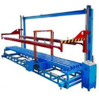 Buy cheap C Type Automatic EPS Foam Production Line Cutting Machine With Strong Structure from wholesalers