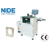 Best Automation Slot Insulation Paper Inserting Machine For Induction Motor Stator wholesale