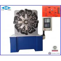 Quality Rotation Core System / Rolling Axis CNC Spring Making Machine For Clips for sale