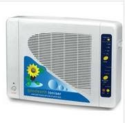 Quality Hepa air purifier with front filter for sale