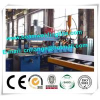 Quality Frequency Digital Control Box Beam Production Line / Steel Plate Butt Welding Machine for sale