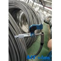 Quality 0.5'' * 0.049''  Alloy 625 Nickel Alloy Welded Coiled Tubing Up to 10000m for sale