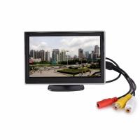 Quality Professional  Adjustable Car Dashboard Monitor 150 Degree Wide Angle for sale