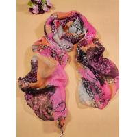 Quality 2011 hot ladies polyester scarf for sale