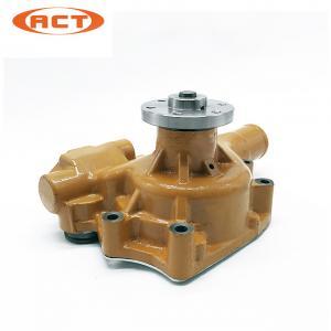 China OBM Komatsu Excavator Spare Parts / Rotary Water Pump PC200 - 5 6D95 6206 - 61 - 1102 / 04 on sale