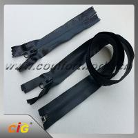 China Brass , Aluminum , Plastic , Derlin , Nylon , Invisible Zipper , Slider , Long Chain Zipper on sale