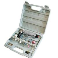Quality 16pc 1/4 (6mm) Air Angle Die Grinder Kit for sale