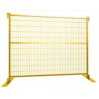 Quality Temporary Swimming Pool Fence , Building Site Security Fence Weather Resistant for sale
