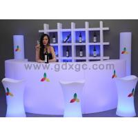 Best new arrive Nightclub events LED bar counter with LED lighting and remote wholesale