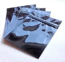 Best Biodegradable Aluminum Foil Stand Up Pouch , Resealable Foil BagsFor Tea / Coffee wholesale