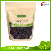 Best CMYK PET Laminate Berries Plastic Pouch Food Packaging , Stand Up Ziplock Bags wholesale